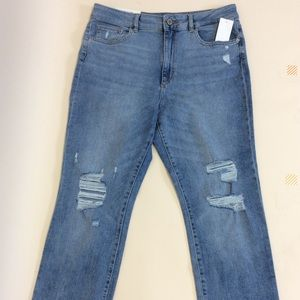 Jerry High-Rise Vintage Straight